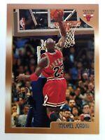 1998 98-99 Topps Michael Jordan #77, MJ, HOF, Chicago Bulls