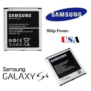 Samsung Galaxy S4 IV Li-ion Battery Replacement 2600mAh i9500 I545 R970