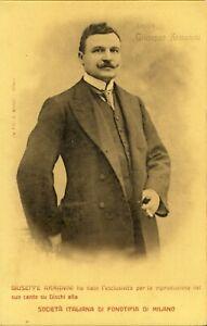 ITALIAN TENOR GIUSEPPE ARMANINI (1874-1915) VOL. 2 CD