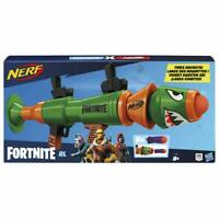 Nerf Fortnite RL Blaster -- Fires Foam Rockets -- Includes 2 Official Nerf