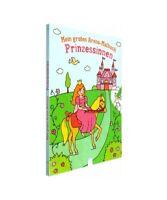 """Susanne Wechdorn """"Mein großes Arena-Malbuch. Prinzessinnen"""""""