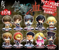 Togainu no Chi One Coin Figure Series Box set Kotobukiya BL Yaoi