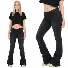 Unbranded Bootcut Faded Jeans for Women