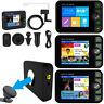 Auto DAB DAB+ Digital Radio Adapter 2.4'' Bluetooth Wireless FM Transmitter USB