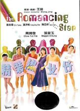 The Romancing Star 1 DVD Chow Yun Fat Maggie Cheung NEW R0 Eng Sub Remaster Ed.