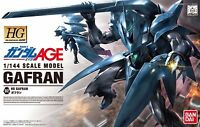 BANDAI 1/144 HG GUNDAM AGE 02 GAFRAN Plastic Model Kit NEW from Japan F/S