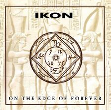 IKON On the edge of forever - CD (Metropolis 2001 - Import)
