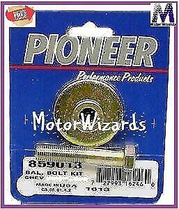 Pioneer 859013 Harmonic Balancer Bolt BBC Big Block Chevy 396 427 454 w/Washer