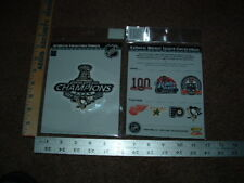 PITTSBURGH PENGUINS NHL 2009 STANLEY CUP CHAMPIONS PATCH NEW