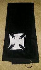 Iron Cross Golf Towel