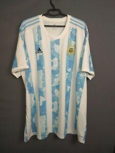 Argentina Jersey 2020 2021 Home Size XXXL Shirt Adidas GE5475 ig93