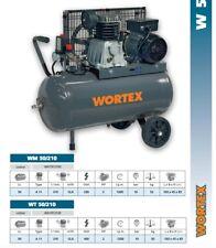 COMPRESSEUR WORTEX 50 L 2Hp PORTABLE 230V MONOPHASE 50 lt/min WHC50/210