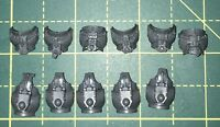 Grey Knights Torsos Warhammer 40K Space Marine Bits