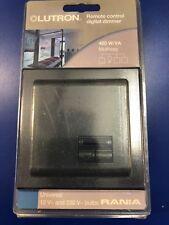 Lutron Rania RISU-452B-FMC-E Dimmer Switch MICA BLACK