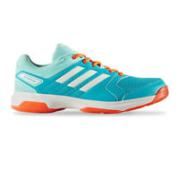 adidas Mens Essence Indoor Court Shoes Blue Sports Handball Breathable