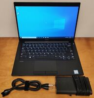 Dell Latitude 7380 Intel Core i7-7600U 2.80GHz 16GB 256GB SSD Win10 Office19 Pro