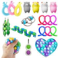 Fun Sensory Toy Fidget Stress Sensory Autism ADHD Stress Special Needs Gift Pack