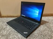 Good condition Lenovo T440 with Win10 - 1.9Ghz i5-4300U - 8Gb - 500Gb Hdd