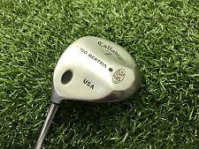 NICE Callaway Golf S2H2 BIG BERTHA Fairway 7 WOOD Left Steel Memphis 10 UNIFLEX