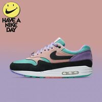 Nike Air Max 1 ND Space Purple Black Have A Nike Day Men's Running BQ8929-500