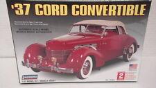 Lindberg 1937 Cord Convertible 72323