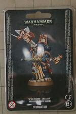 Warhammer 40K Space Marine Librarian  NEW