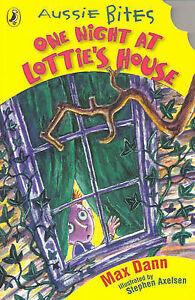 Aussie Bites One Night at Lotties House by  Max Dann  & Axelsen PB 2004 1st OOP