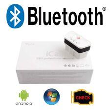 Vgate iCar 2 BT OBD2 Diagnose Interface Android - WindowsPhone Wei�Ÿ/Schwarz