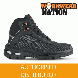 U-Power Rescue ESD S3 CI SRC Water Resistant Composite Safety Work Boots