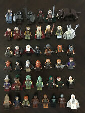 Lego The Hobbit Lord Of The Rings Minifigures Huge Lot