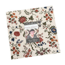 """Moda Prairie Dreams Layer Cake Fabric Kansas Troubles Quilters 42 10"""" Squares"""