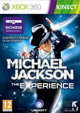 Michael Jackson The Experience (Kinect) XBOX 360 IT IMPORT UBISOFT