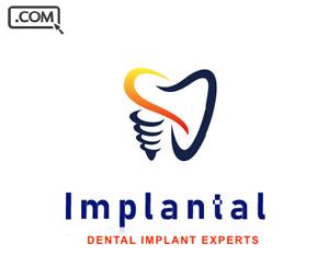 Implantal.com -Premium brandable domain name for sale - Dental Implant Domain