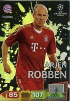 2011/12 Panini Adrenalyn Champions League Arjen Robben Limited Edition MINT