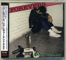 Forevers (Japan) - Forever...And A Day CD Headbangers Teenage Confidential Punk
