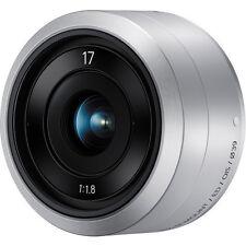 Samsung NX Mini 17mm F1.8 OIS Lens for Samsung NX MINI (White Box)