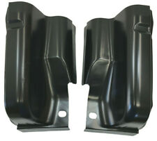 09-14 Ford F-150 SuperCrew Truck 4 Door Cab Corners Left and Right Side Corners