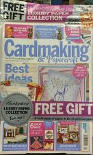 Cardmaking & Papercraft UK Issue 162 Nov Best Ideas Christmas FREE SHIPPING sb