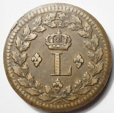 LOUIS XVIII : JOLI DECIME 1814BB STRASBOURG