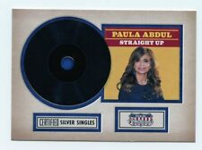 2015 PANINI AMERICANA CERTIFIED SILVER SINGLES #1 PAULA ABDUL *54781