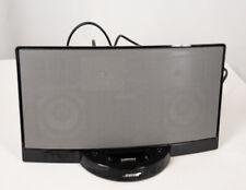 BOSE SoundDock BLACK Digital Music System iPod iPhone Dock /w Power