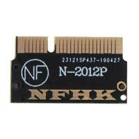 """B+M Key M.2 NGFF SSD Adapter Card for MacBook Pro 15"""" A1398 2012 Early-2013"""