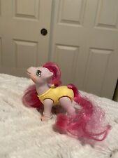 Vintage My Little Pony G1 Baby Ballerina Baby Sweetsteps