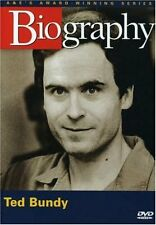 Ted Bundy 0733961771466 With Biography DVD Region 1