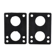 "2pcs 0.24""/6mm Soft Skateboard Riser Shock Pads Longboard Shock pads Supply WRDE"