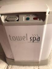 Brookstone Towel Spa Towel Warmer Blanket Robe Warmer TSK5201MA