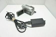 New ListingCanon Elura 100 MiniDv Mini Dv Stereo Camcorder Vcr Player Video Transfer