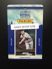 2015 National Sports Collectors Convention Badge Wei Yin Chen ORIOLES Prizm