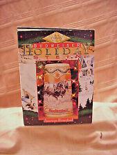 Budweiser Holiday Stein 1996 American Homestead