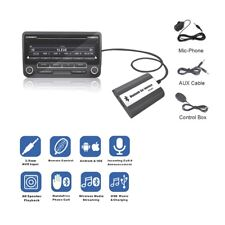 Handsfree Car Bluetooth Kits MP3 AUX Adapter Interface For S60 Volvo HU-series